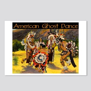 AMERICAN GHOST DANCE Postcards (Package of 8)