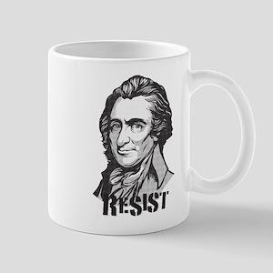 Thomas Paine: Resist Mug