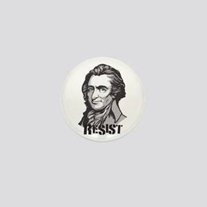 Thomas Paine: Resist Mini Button