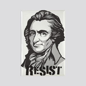 Thomas Paine: Resist Rectangle Magnet