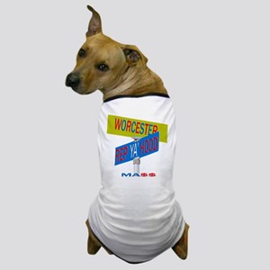 REP WORCESTER Dog T-Shirt
