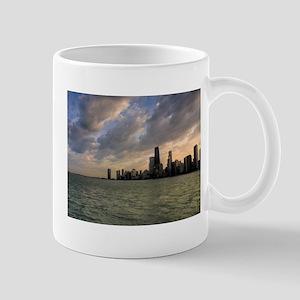 Chicago Skyline 4 Mug