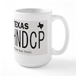 Texas Handicap Plate Mugs