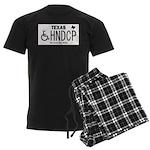 Texas Handicap Plate Pajamas