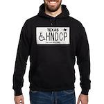 Texas Handicap Plate Sweatshirt