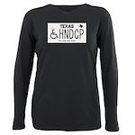 Texas Handicap Plate T-Shirt