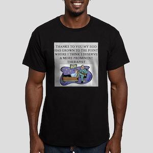 funny psychology psychiatrist Men's Fitted T-Shirt