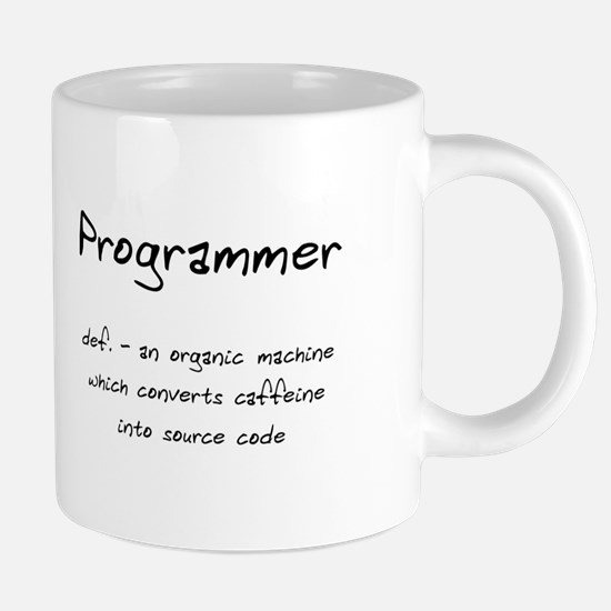 Programmer Definition 20 oz Ceramic Mega Mug