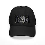 Scientist Retro Black Cap