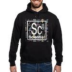 Scientist Retro Hoodie (dark)