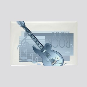 ROCK n ROLL Rectangle Magnet