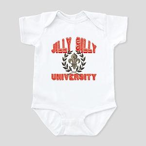 Jilly Silly Nickname University Infant Bodysuit