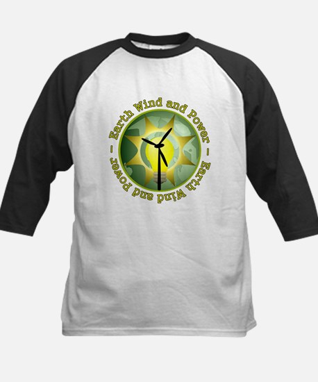 Earth wind and power Kids Baseball Jersey