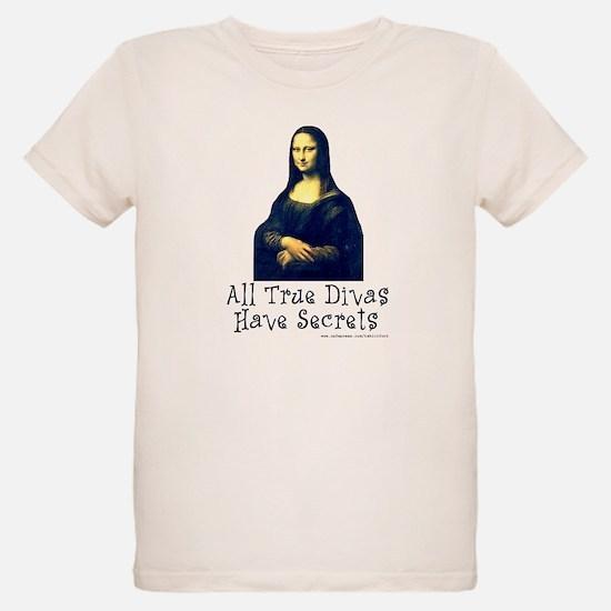 Mona's Secrets T-Shirt