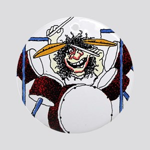 DRUMS (2) Ornament (Round)