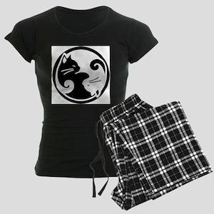 yin-yang-cats Pajamas