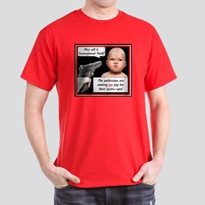 """Generational Theft"" Dark T-Shirt"