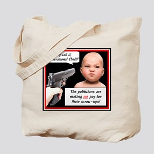 """""""Generational Theft"""" Tote Bag"""