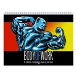 New! Body Of Work Wall Calendar