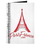 Paris France Original Merchan Journal