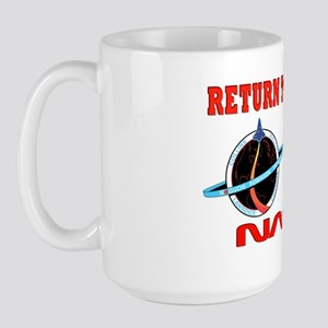 Return To Flight: Discovery Large Mug