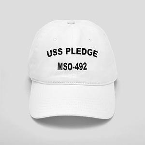 USS PLEDGE Cap