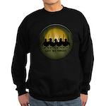 Lest We Forget Sweatshirt (dark) Fallen Soldiers