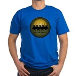 Lest We Forget Remembr Men's Fitted T-Shirt (dark)