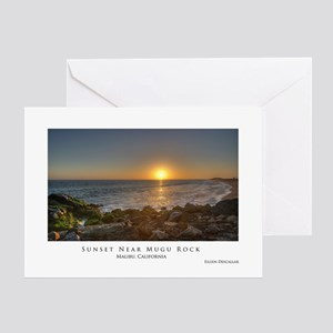 California Coast - PCH Greeting Card
