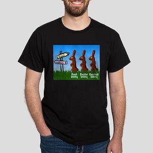 Eastest bunny Dark T-Shirt