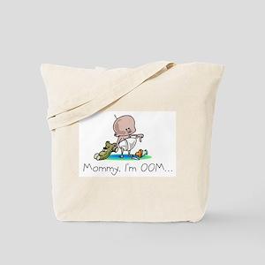 Out of Milk Design Tote Bag