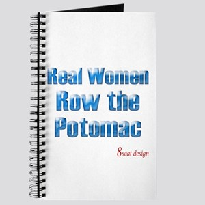 Real Women Row the Potomac Journal