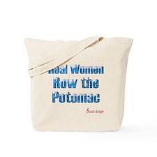 Real Women Row the Potomac Tote Bag