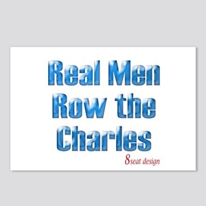 Real Men Row The Potomac Postcards (Package of 8)
