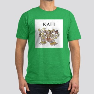 hindu gifts t-shirts Men's Fitted T-Shirt (dark)