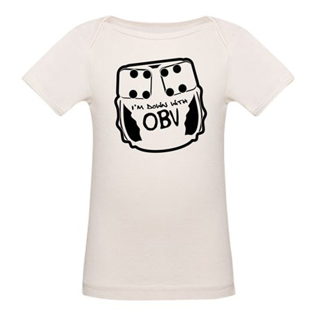 Down With OBV Organic Baby T-Shirt