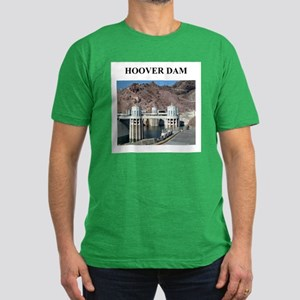 hoover dam gifts and t-shirts Men's Fitted T-Shirt