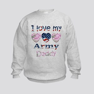 Army Kids Sweatshirt