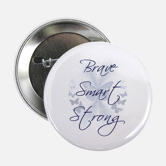"""Brave Smart Strong 2.25"""" Button"""