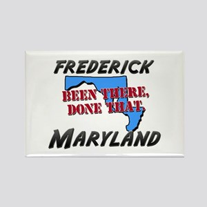 frederick maryland - been there, done that Rectang