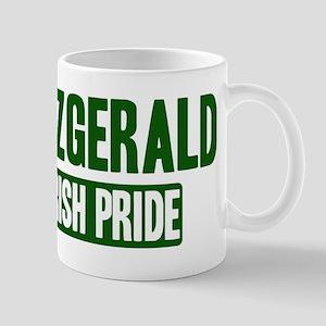 Fitzgerald irish pride Mug