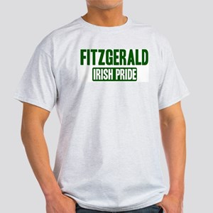 Fitzgerald irish pride Light T-Shirt