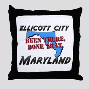 ellicott city maryland - been there, done that Thr