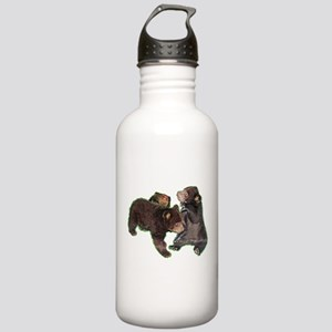 Bear cubs Stainless Water Bottle 1.0L