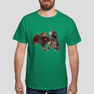 Bear cubs Dark T-Shirt