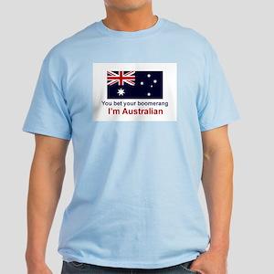Australian Boomerang Light T-Shirt