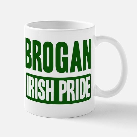 Brogan irish pride Mug