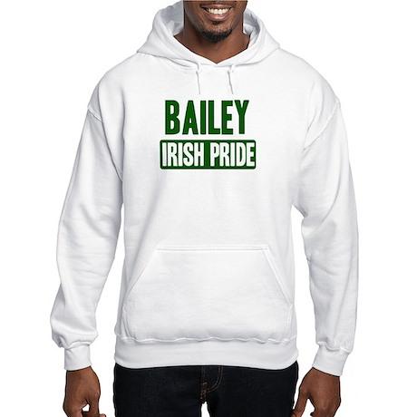 Bailey irish pride Hooded Sweatshirt