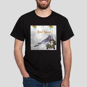Black T-Shirt @The Beak Squad