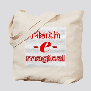 Math-e-magical Tote Bag